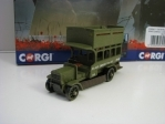 Old Bill Bus WWI Centenary Collection Corgi CS90611